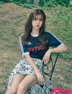 (G)I-DLE Miyeon 10+star July 2018 photo