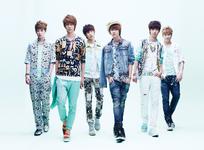 BOYFRIEND Love Style group photo