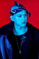 BTOB Peniel New Men promo photo