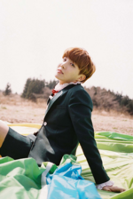 BTS J-Hope Young Forever promo photo 2