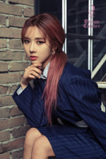Dreamcatcher Yoohyeon The End of Nightmare teaser image (Instability ver.)