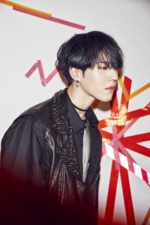 GOT7 Yugyeom Flight Log Arrival promo photo