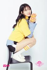 Kim Si Hyun Produce 48 concept photo 3