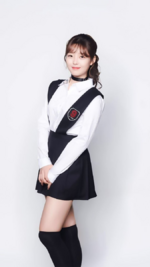 MIXNINE Jang Hyogyeong promo photo 1