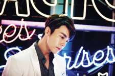 Super Junior Donghae Magic promo photo