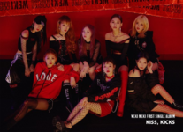 Weki Meki Kiss, Kicks group promo photo (Kicks ver.) (1)