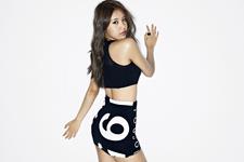 AOA Hyejeong Miniskirt photo 2
