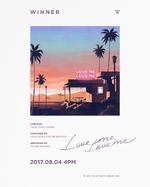 WINNER Love Me Love Me teaser image