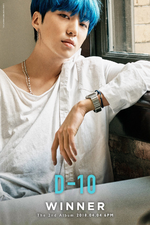WINNER Yoon Everyd4y promo photo