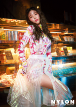 (G)I-DLE Soojin NYLON August 2018 photo