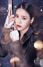 AOA Hyejeong Angel's Knock promo photo 2
