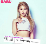 NATURE Haru I'm So Pretty Japanese Version promotional photo