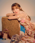 OH MY GIRL BANHANA Arin Banana Allergy Monkey promo photo