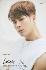 GOT7 Jackson Present You promotional photo 3