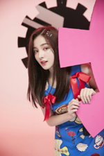 MOMOLAND Nancy Freeze! promo photo