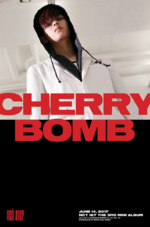 NCT 127 Winwin Cherry Bomb promo photo 3