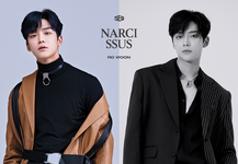 SF9 Ro Woon Narcissus promo photo