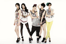 EXID Hippity Hop promotional photo