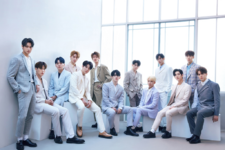 SEVENTEEN Happy Ending group promo photo