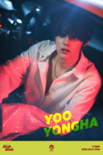 1THE9 Yoo Yong Ha Blah Blah concept photo 2
