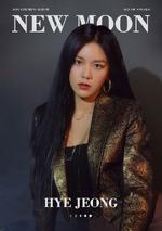 AOA Hyejeong New Moon jacket poster 2