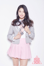 Dajeong Produce 101 profile photo (2)