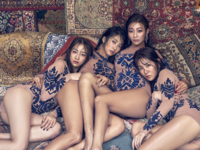 SISTAR 沒我愛 promotional photo