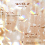 TWICE Feel Special track list