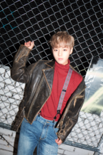 Wanna One Park Ji Hoon Nothing Without You promo photo