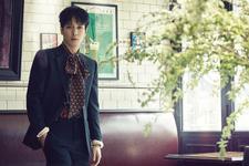 CNBLUE Jung Yong Hwa Blueming promo photo