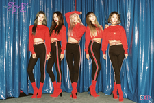 EXID Full Moon group photo