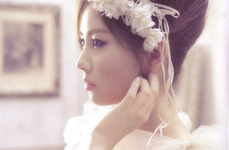 Girls' Generation Seohyun 1st Japan Album Promotional photo