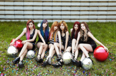 Hello Venus I'm Ill group