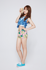 MINX Siyeon Love Shake promotional photo