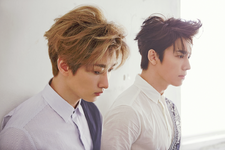 Super Junior-D&E The Beat Goes On group promo photo