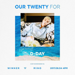 WINNER Mino Our Twenty For Teaser Image
