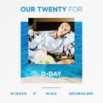 WINNER Mino Our Twenty For Teaser Image