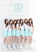 Lovelyz Hi teaser photo