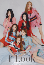(G)I-DLE 1st Look June 2018 photo