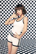 Girls' Generation Jessica Hoot promotional photo