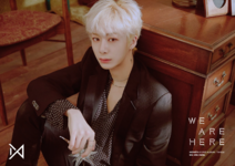 Monsta X Hyungwon We Are Here concept photo 1