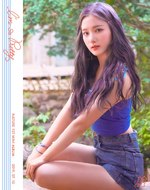 NATURE Chaebin I'm So Pretty concept photo