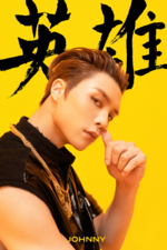 NCT 127 Johnny Neo Zone concept photo (5)
