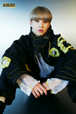NCT 127 Jungwoo We Are Superhuman promo photo (2)
