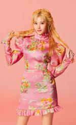 TWICE Sana &TWICE - Repackage - Promotional photo