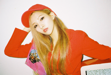 (G)I-DLE Soyeon I Am promo photo