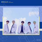 CIX Hello Chapter 2. Hello, Strange Place group concept photo
