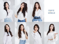 FAVEGIRLS all members reveal