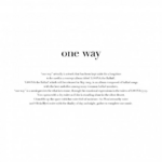 LOONA yyxy Beauty & The Beat one way track details