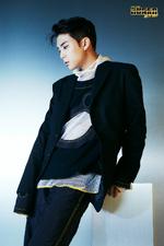 NCT 127 Johnny We Are Superhuman promo photo (2)